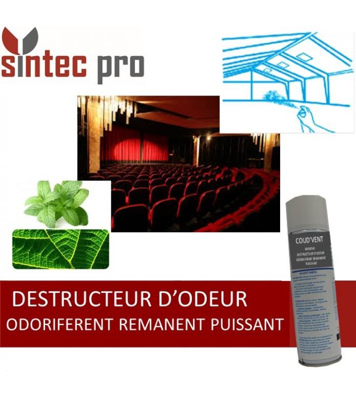 COUDVENT destructeur d'odeur