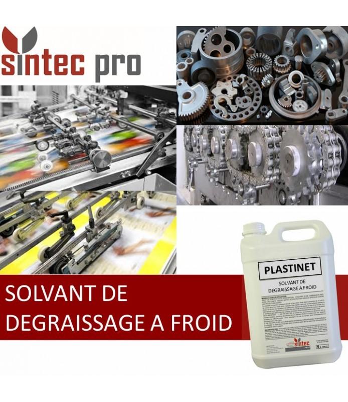 PLASTINET - Solvant nettoyant