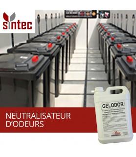 GELODOR - Désinfectant neutralisateur d'odeurs