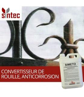 SIMETO - Convertisseur de rouille, protection anti-corrosion
